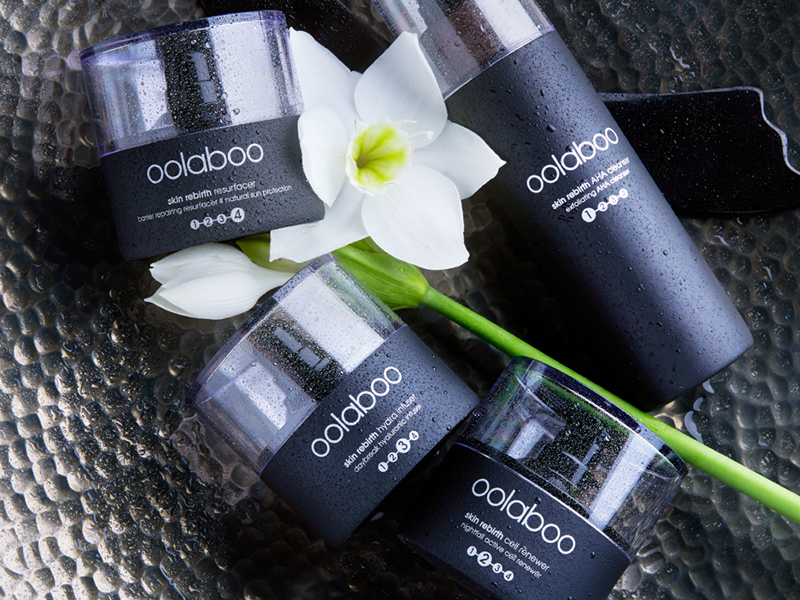 oolaboo   skin rebirth concentrated 4 phase cellular program
